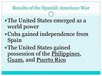 PPT - The Spanish American War PowerPoint Presentation ...