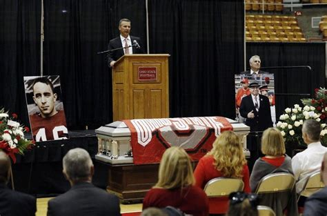 earle bruce remembered  intense coach passionate