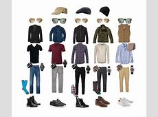 Capsule Work Wardrobe 2016 newhairstylesformen2014com