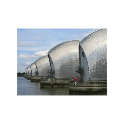 File:Thames Barrier Woolwich - geograph.org.uk 175396.jpg