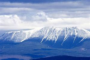 Katahdin in Winter + The Return of Squaw Mountain