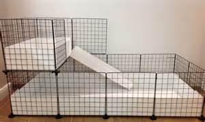 Guinea Pig Cage Grids