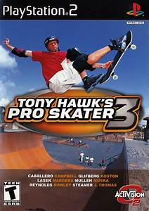Tony Hawku002639s Pro Skater 3 Game Giant Bomb