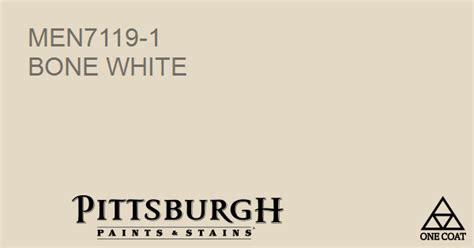 paint color bone white