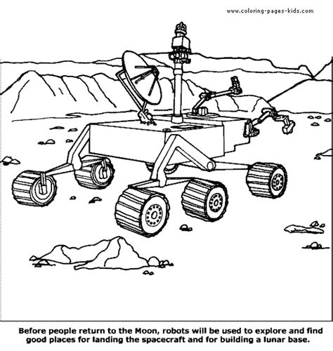 preschool printable worksheet outer space home