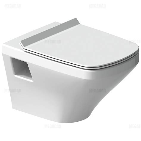 duravit durastyle wand wc ohne spuelrand  megabad