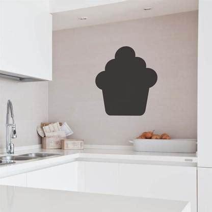 cuisine d entreprise stickers ardoise cupcake pour cuisine d 39 entreprise