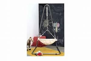 Support Chaise Hamac : support de hamac chaise luna ~ Melissatoandfro.com Idées de Décoration