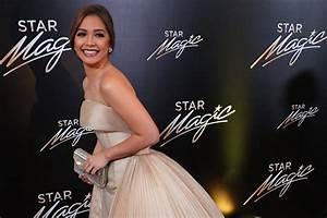 IN PHOTOS: Sexy, elegant female stars at Star Magic Ball ...