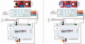 Wiring The Electret Microphone Sensor Breakout Board