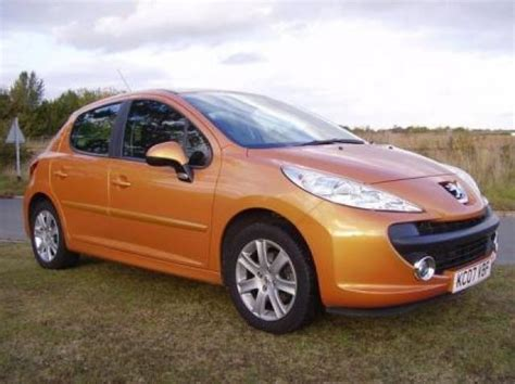 Peugeot 207 Specs by Peugeot 207 1 6 120 Vti Laptimes Specs Performance Data