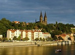 Vyšehrad in Praag, Tsjechië | Sygic Travel