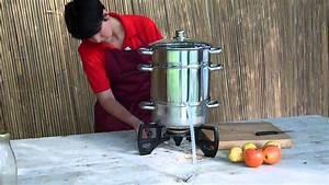 Jus Avec Extracteur : extracteur de jus vapeur youtube ~ Melissatoandfro.com Idées de Décoration