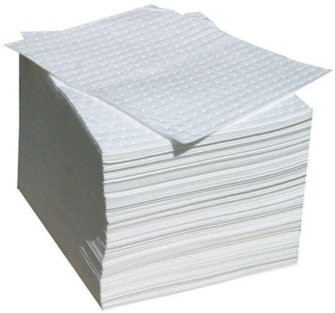 papier absorbant cuisine feuilles absorbantes hydrocarbures non calandrées et