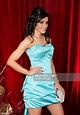 Saira Choudhry arriving for the 2010 British Soap Awards ...