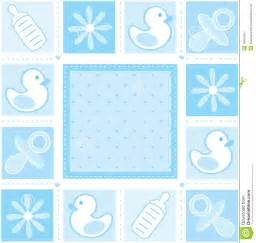 baby shower theme baby boy background stock photo image 13002430
