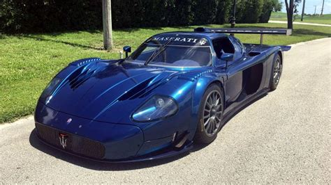 Rare Maserati MC12 Corsa Yours For Only $2.7 Million