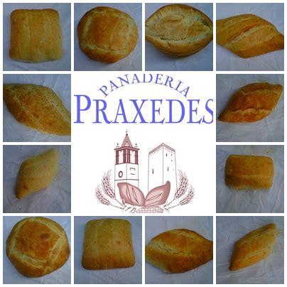 Panadería Práxedes: Productos