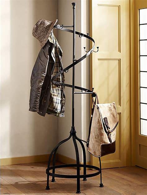 Furniture  Creative And Unusual Coat Rack Design Ideas To