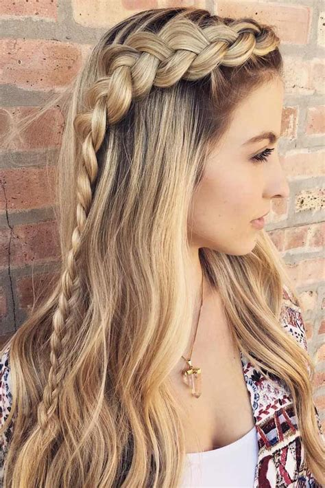 Easy Hairstyles For Hair Day by 36 Amazing Graduation Hairstyles For Your Special Day