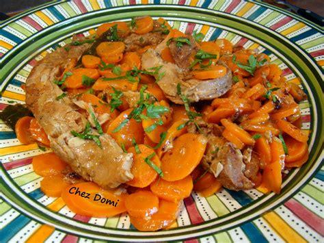 cuisiner tendron de veau tendrons de veau aux carottes et au cumin domi vous