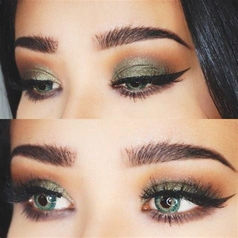 Comment maquiller les paupières des yeux en amande ?