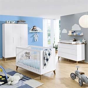 Kinderzimmer Komplett : milkii kinderzimmer mit bett kommode und schrank ~ Pilothousefishingboats.com Haus und Dekorationen