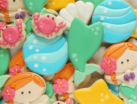 mermaid tail cookies   easy steps