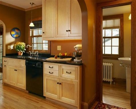 maple colored kitchen cabinets kitchen light wood floor design pictures remodel decor 7347