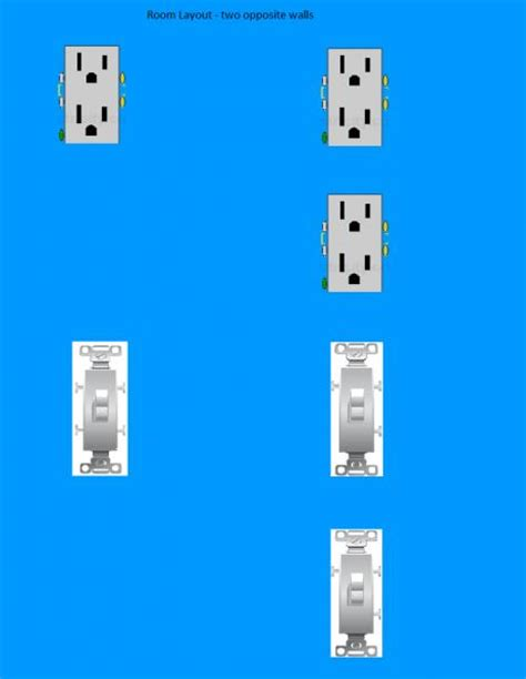 diagram   easiest   wire split receptacles