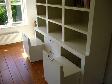 bureau mdf bureau boekenkast stoelen mdf ral zijdeglans te boveldt