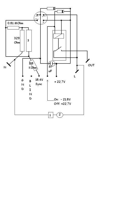 kopp unterputz bewegungsmelder auf vdc umbauen