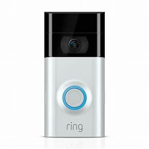 Ring Wireless Video Doorbell 2-8VR1S70EN0 - The Home Depot