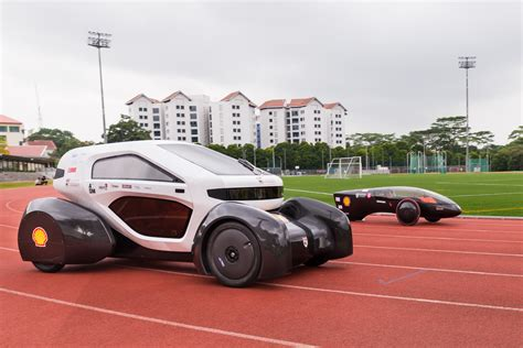 Ntu Unveils Singapore's First 3-d Printed Concept Car