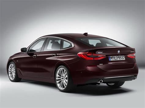 2018 Bmw 6 Series Gran Turismo Official Photos Leaked