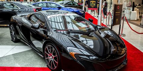 Vancouver Luxury & Supercar Weekend Brings Out The Fancy ...