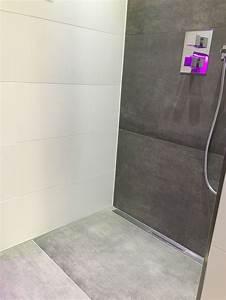 Bilder Für Fliesen Im Bad : die besten 17 ideen zu betonoptik auf pinterest ~ Sanjose-hotels-ca.com Haus und Dekorationen