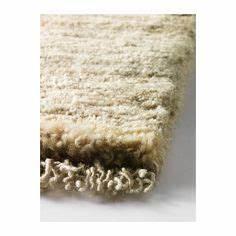 Gabbeh Teppich Ikea : ikea almsted teppich kurzflor 170x240 cm aus reiner schurwolle und daher auf nat rliche ~ Markanthonyermac.com Haus und Dekorationen