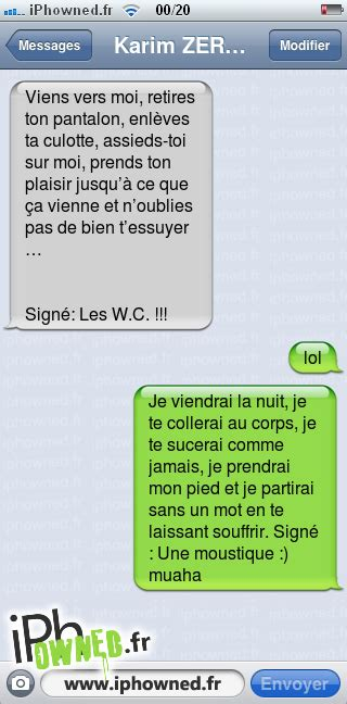 chambre nuit d amour iphowned message sms drole texto rigolo blagues