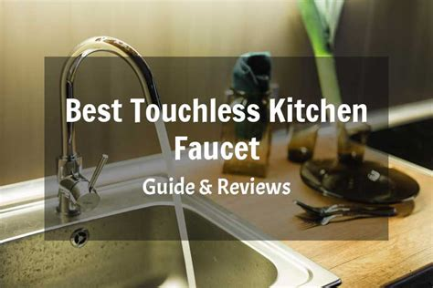 touchless kitchen faucet reviews  select      kitchen