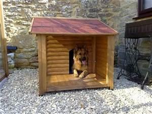 Hundehütte Mit Terrasse : hundeh tte blockhaus natura mit terrasse ~ Watch28wear.com Haus und Dekorationen