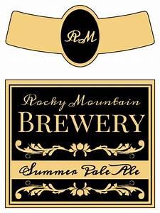 beer bottle label templates download beer bottle label With beer label stickers