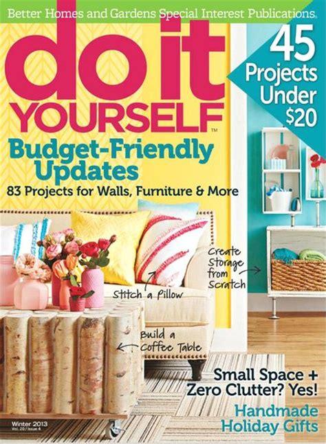 do it yourself magazine download do it yourself magazine winter 2013 pdf magazine