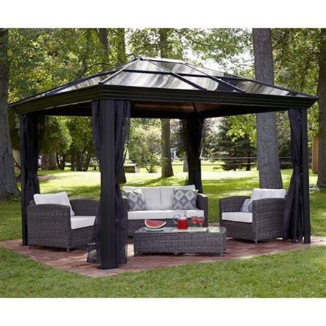 1000 ideas about outdoor gazebos on backyard 28 modern gazebo kit modern gazebo kit gazebo ideas build