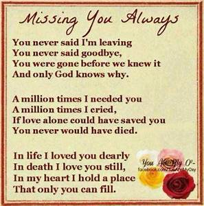 I Miss You, PAPA MEEKS, UNCLE BILL AND PAPA AND GRANNY ...