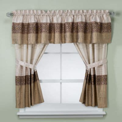 Small Bathroom Window Curtains Australia by Buy Kas Curtains From Bed Bath Beyond