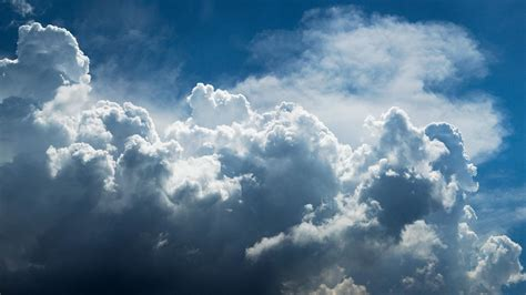 Clouds and Blue Skies Wallpaper (58+ images)