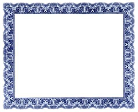 certificate border template certificate templates