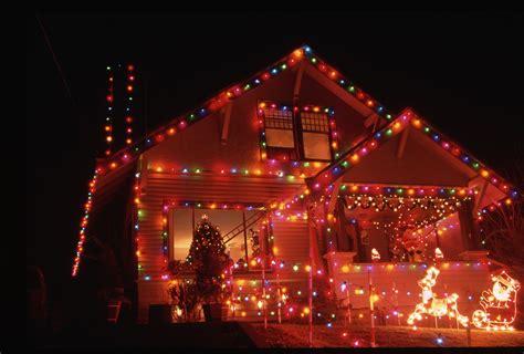 christmas seattle lights tacoma bellevue