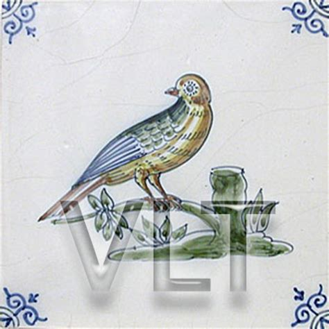 murals for kitchen backsplash delft bird tiles in colors for kitchen backsplash home 3416